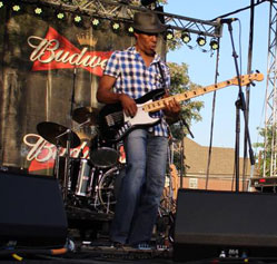 The Denton Blues Festival