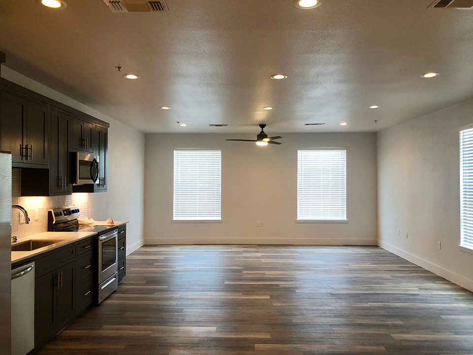 Apartment Living - Denton, Texas