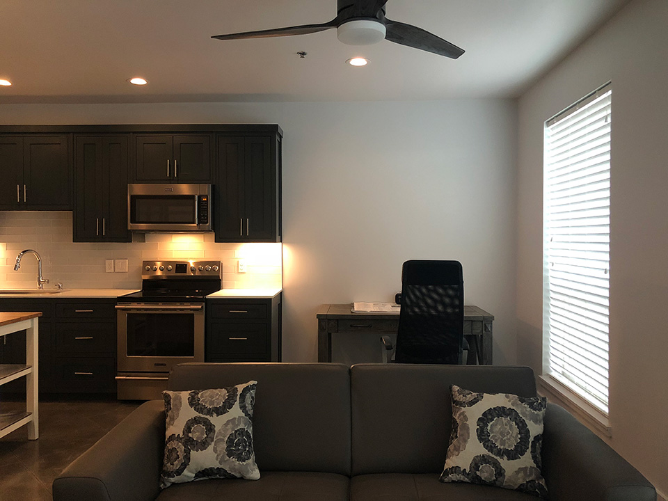 Studio Apartments - Denton, Texas