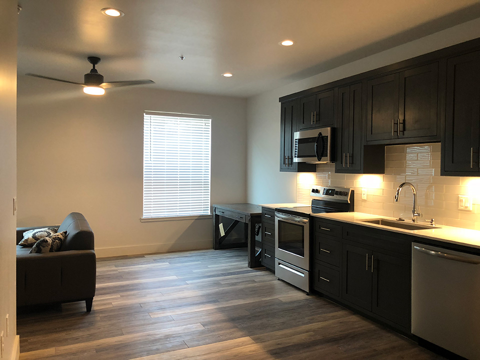 College Apartments - Denton, Texas