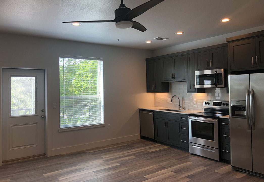 Studio Apartment Living - Denton, Texas