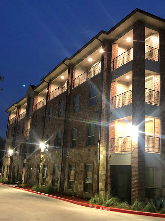 404 Industrial Park Apartments - Denton, Texas