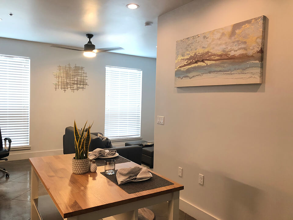 Affordable Apartment - Denton, Texas